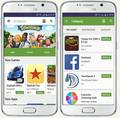 Acmarket Apk now available for free download - Home